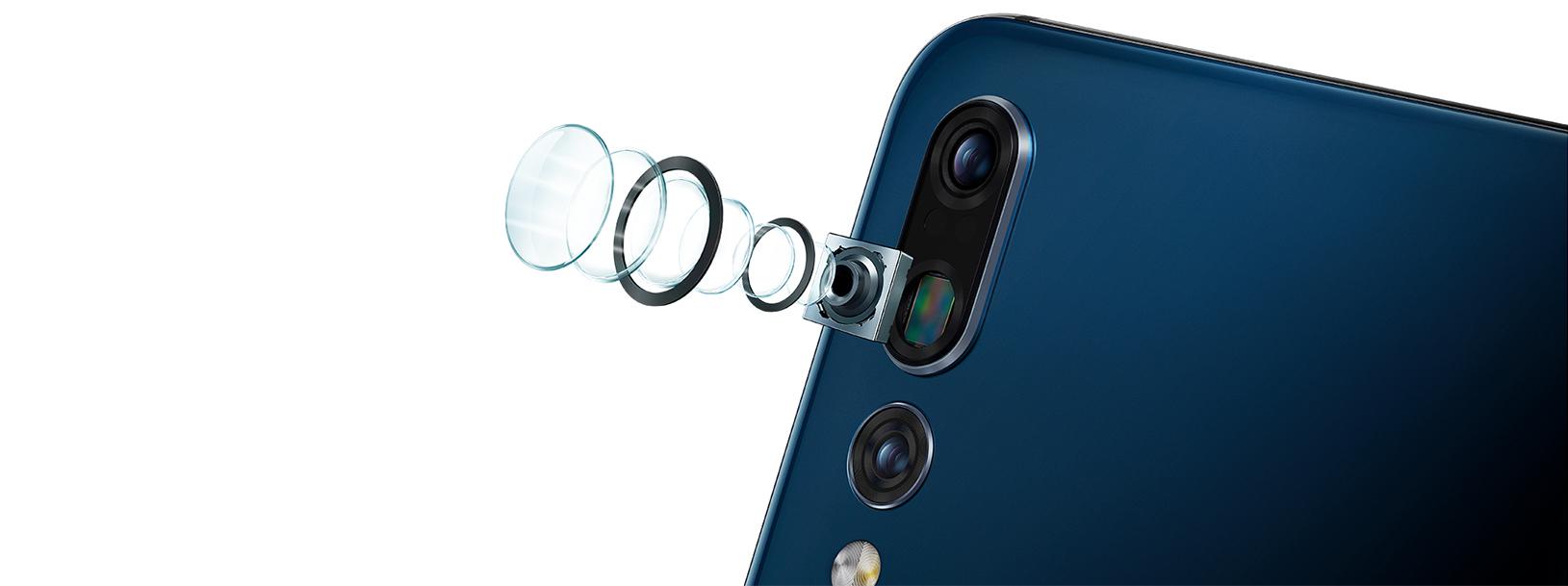 Потрійна камера Leica на Huawei P20 Pro