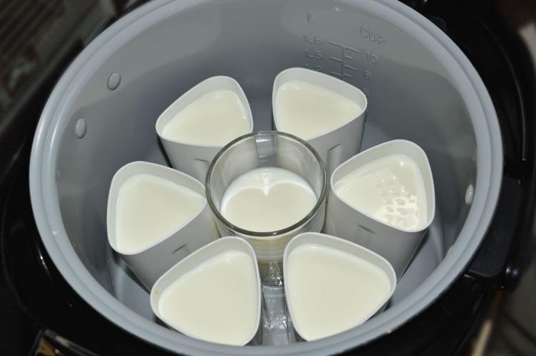 Баночки для йогурту