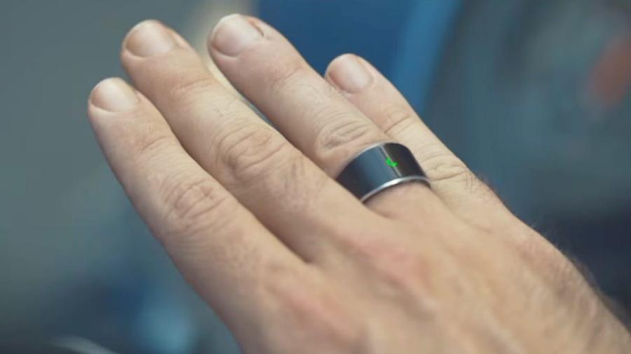 Фото Xenxo S-Ring на руці