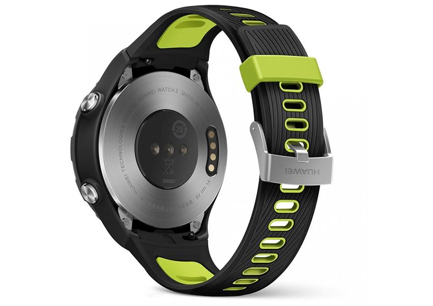 Huawei Watch 2 вид ззаду
