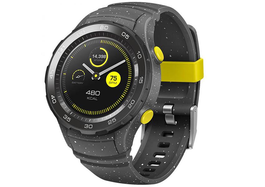 Huawei Watch 2 вид спереду
