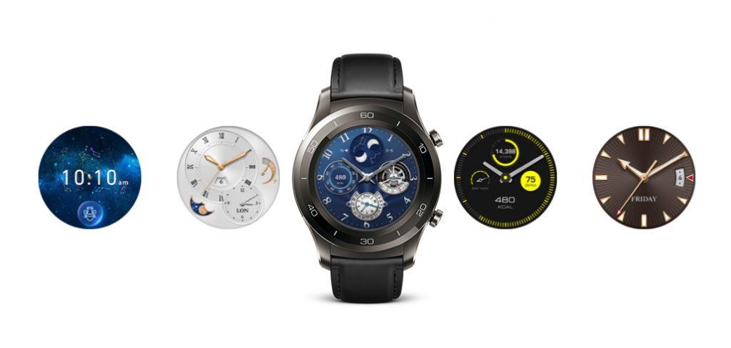 Циферблат Huawei Watch 2