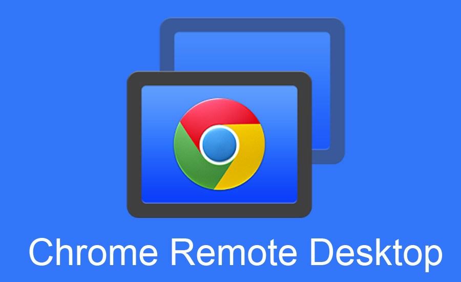 Логотип Chrome Remote Desktop