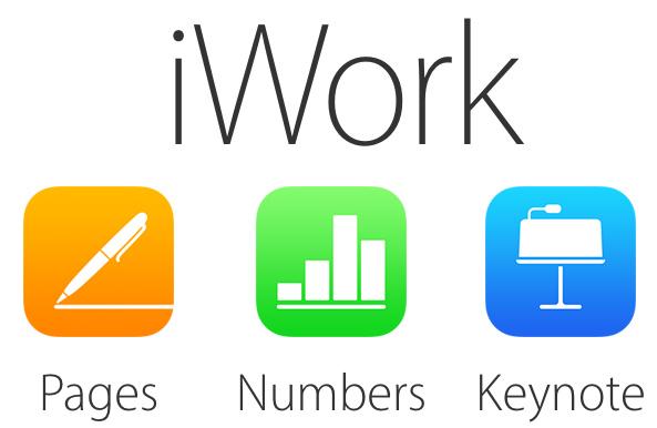 Логотип Apple iWork