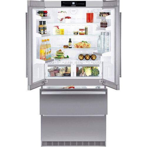 Трехкамерный холодильник Liebherr CBNes 6256