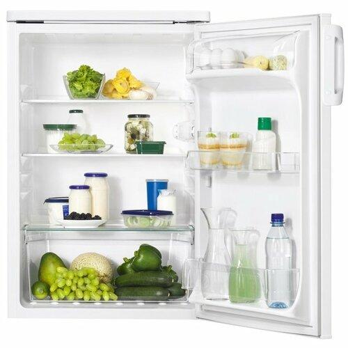 ZANUSSI ZRG16605WA - однокамерный холодильник с продуктами