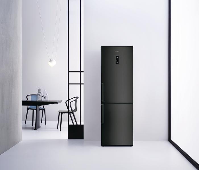 Холодильник в стилі мінімалізму