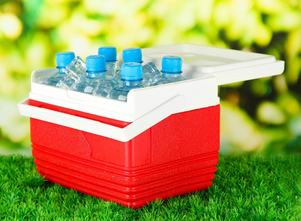 Сумка холодильник для напоїв