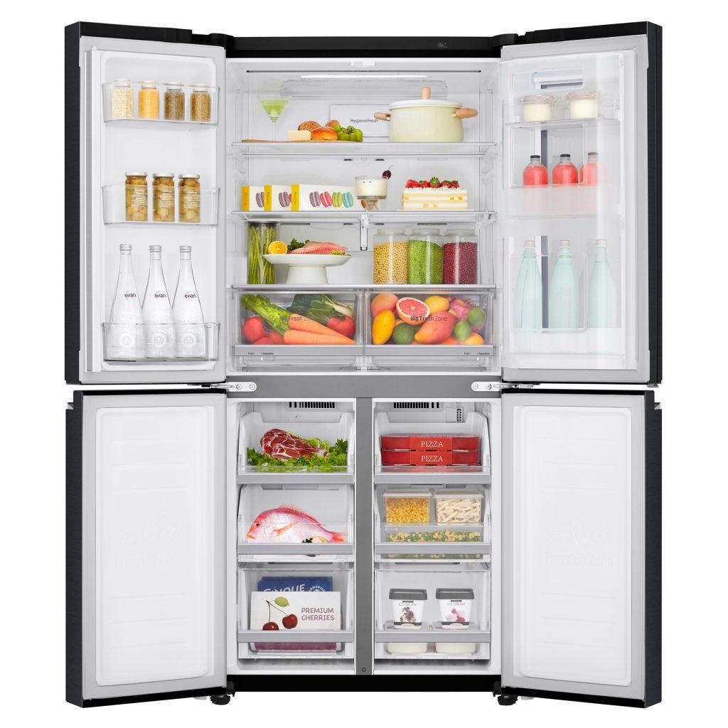 Холодильники Side-By-Side від LG