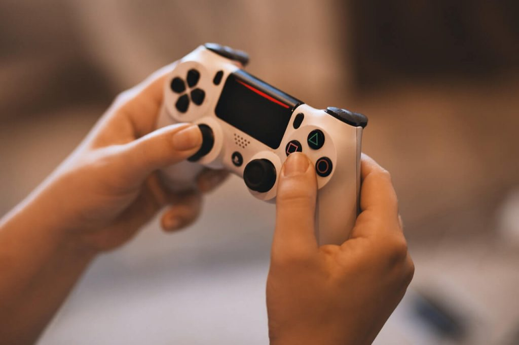 Контролер для PS5