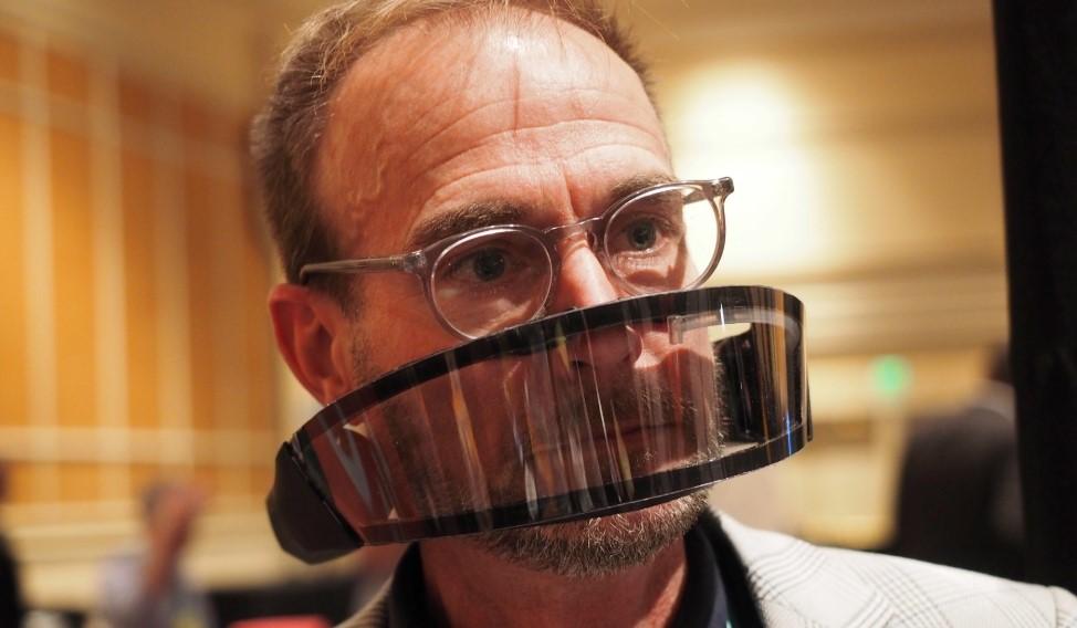 Atmōs: маска для очистки воздуха