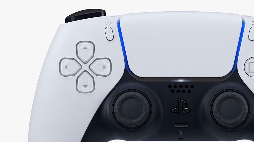 Кнопки управления DualSense
