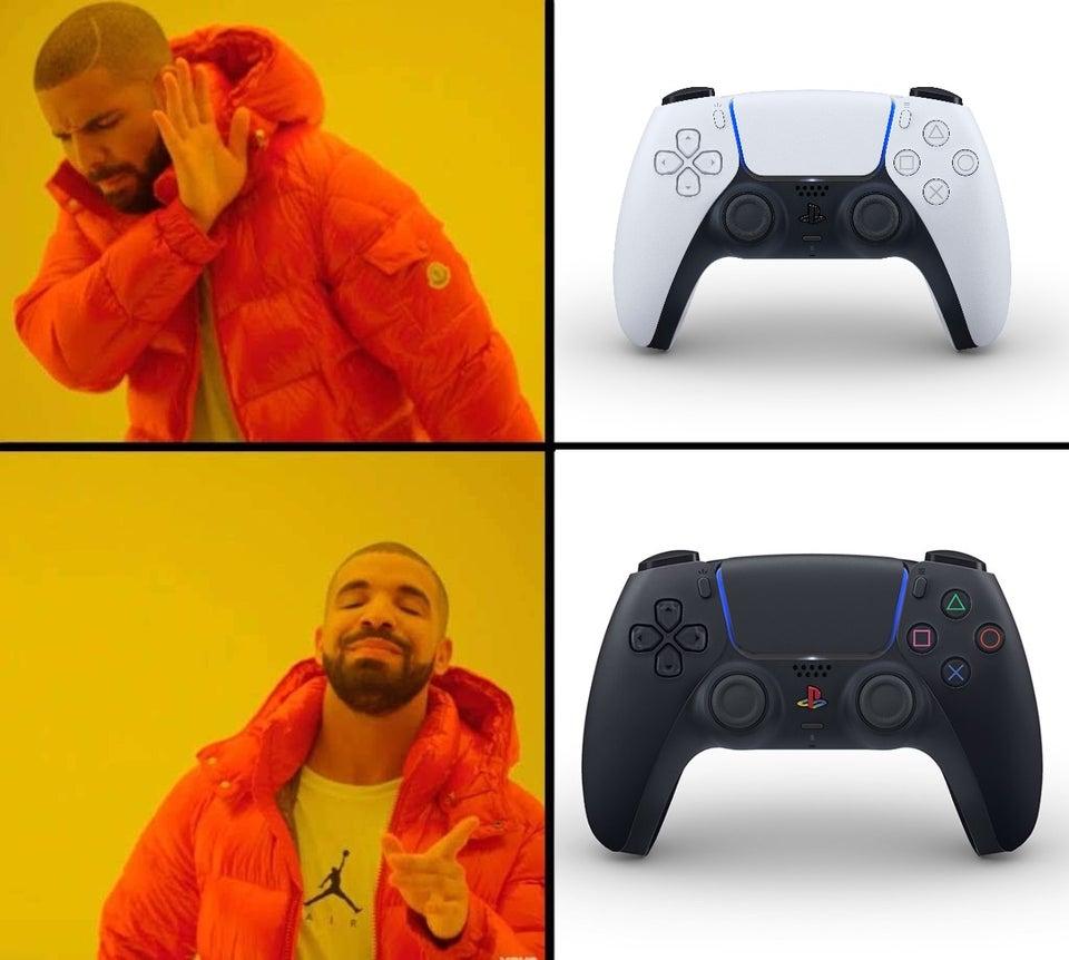 Мемчик про DualSense