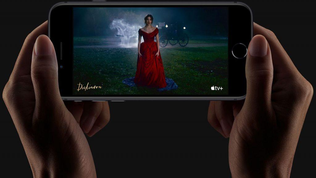 Дисплей нового iPhone SE