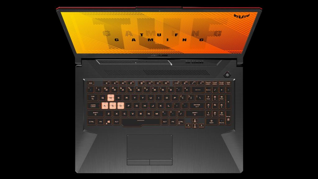 Підсвічування клавіатури