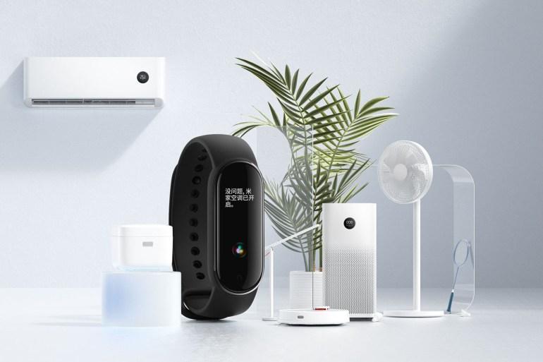NFC и голосовой помощник