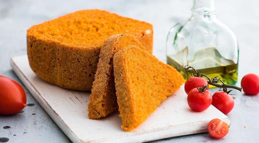 Томатный хлеб с оливковым маслом