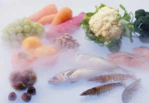 Відповідні умови для зберігання збереження свіжості продуктів