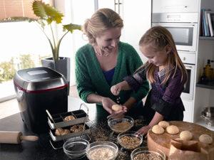 Приготування коржів в хлібопічці
