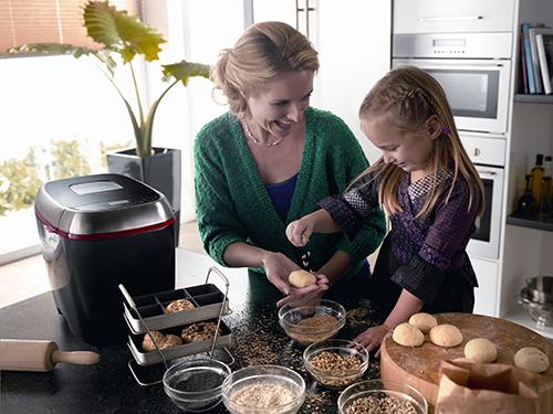 Приготовление лепешек в хлебопечке
