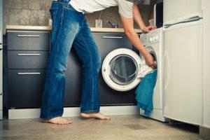 Сортування одягу перед пранням