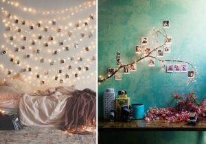 Фотографії на стіні