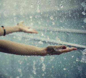 Прогулянка під дощем