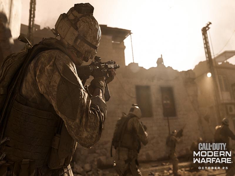 Скріншоти Call of Duty: Modern Warfare