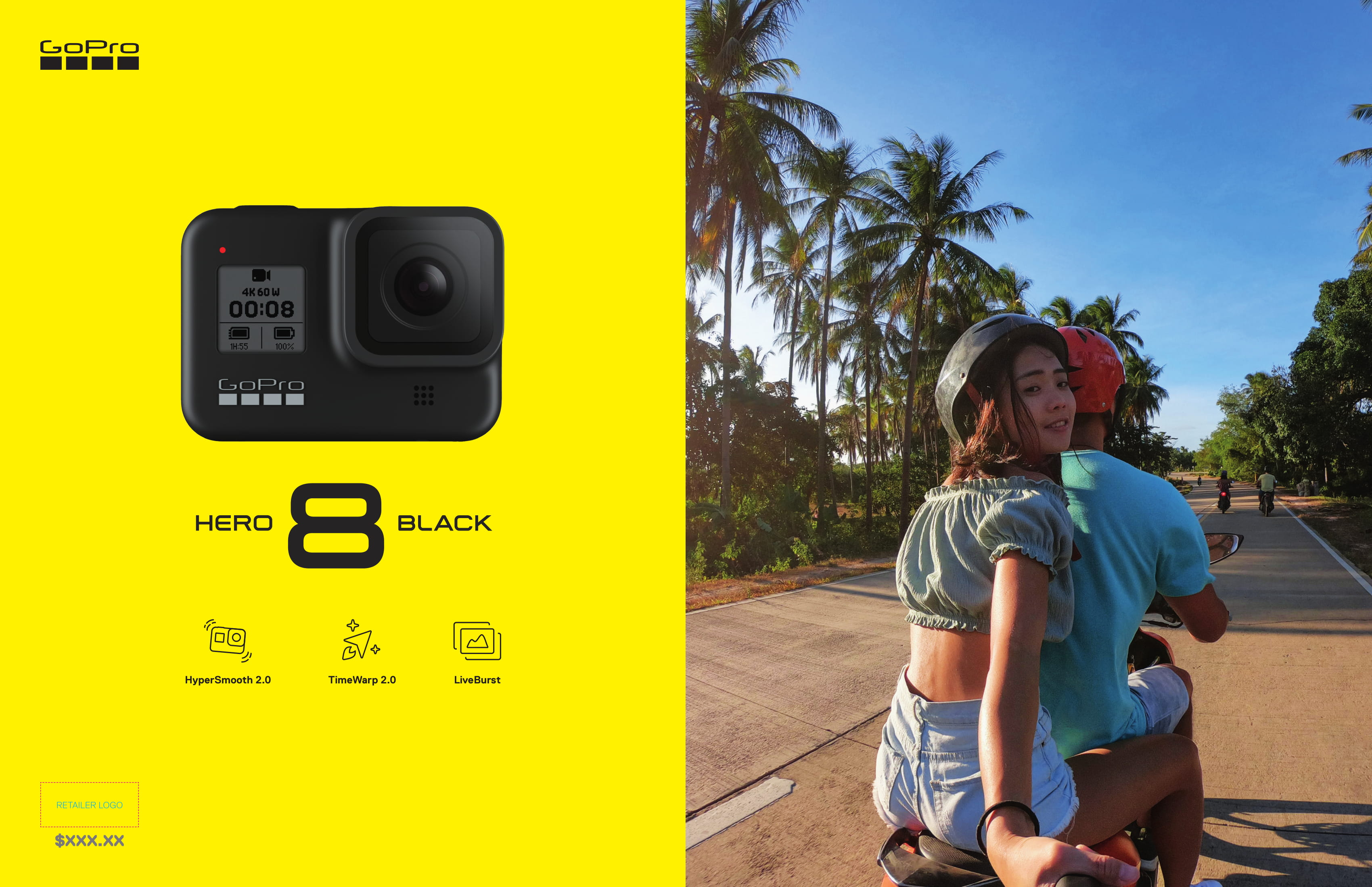 Нова GoPro Hero 8 Black